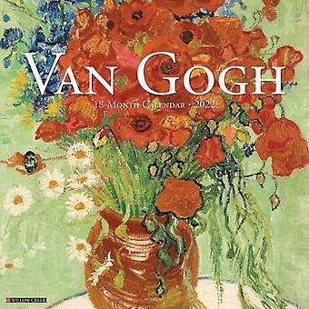 Van Gogh Art 2022 Wall Kalender av Willow Creek Press