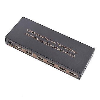 Przełącznik HDR Hdmi 4k/60hz 18gbps 4:4:4