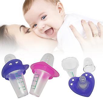 Nouveau-né Nouveau-né Sucettes pour nourrissons liquides Distributeur de médicaments aide à la guérison