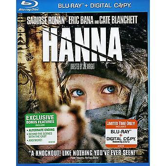 Hanna [BLU-RAY] USA import