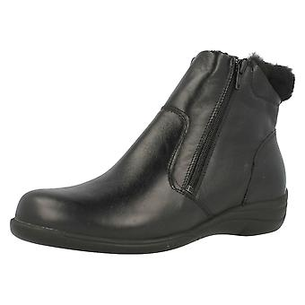 Dames B simple Variable raccord cheville bottes Mia
