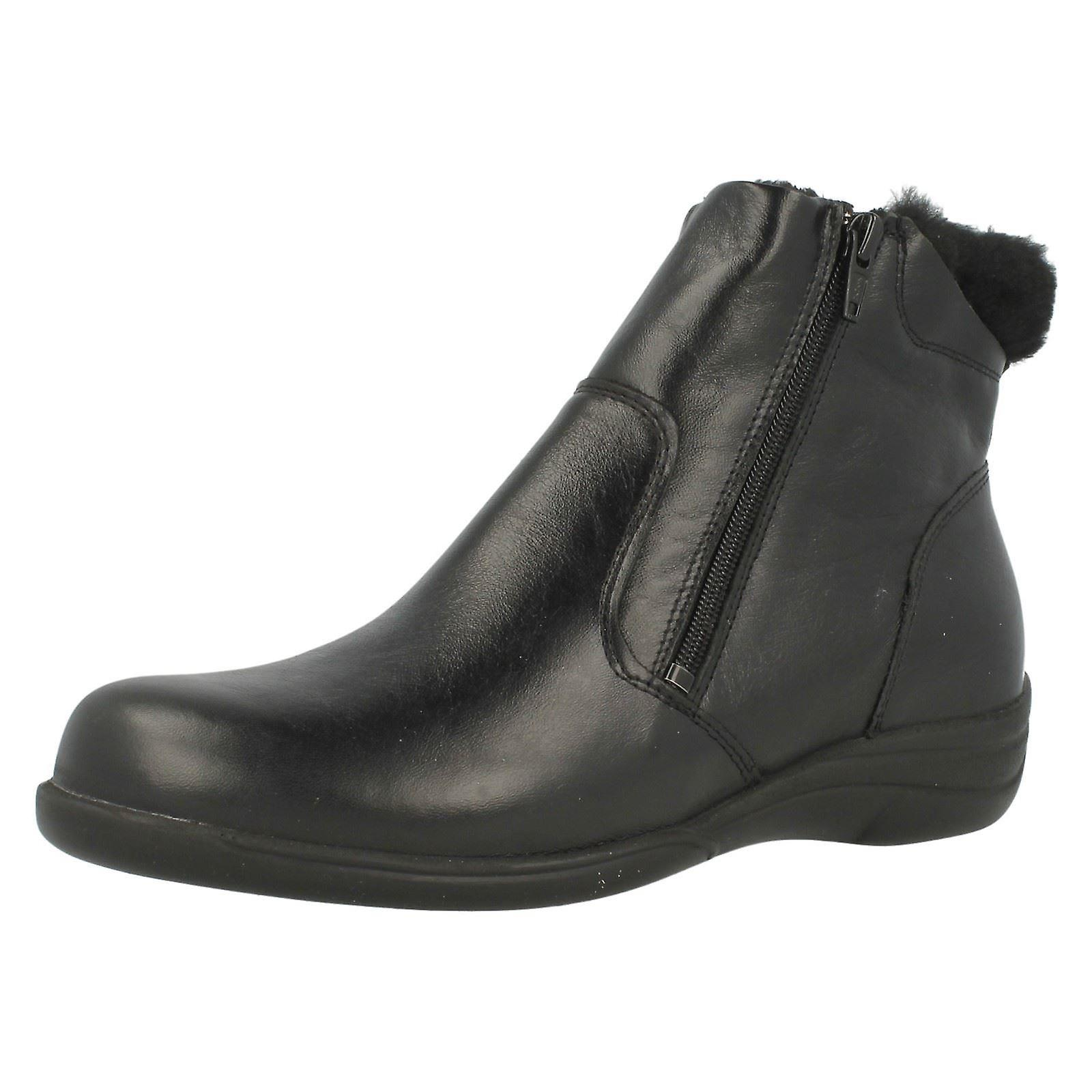 Panie zmiennej B łatwy montaż kostki buty Mia IeUrk