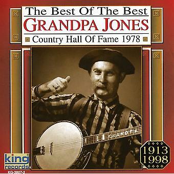 Grandpa Jones - importação EUA Country Music Hall of Fame 1978 [CD]