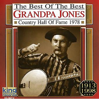 Grandpa Jones - import USA Country Music Hall of Fame 1978 [CD]