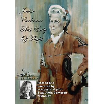 Jackie Cochran: First Lady of Flight [DVD] USA import