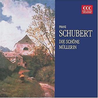 Schubert - Franz Schubert: Die Sch NE M Llerin [CD] USA import