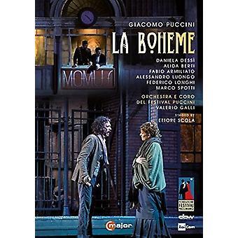 Puccini: La Boheme [DVD] USA import