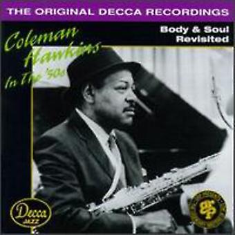 Coleman Hawkins - Body & Soul Revisited [CD] USA import