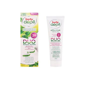 Byly Depil Duo Crema Depilatoria Menta Y Té Verde Ps 130 Ml For Women