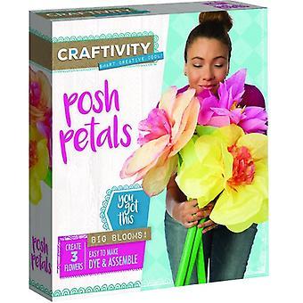 Creativity For Kids 3506 pétales chics Craftivity Kit