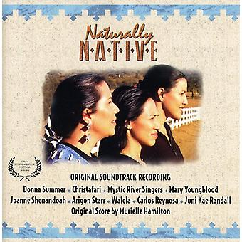 Various Artists - Naturally Native [CD] USA import