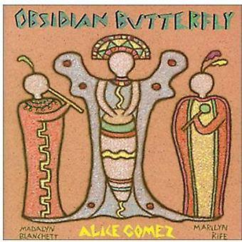 Alice Gomez - Obsidian Butterfly [CD] USA import