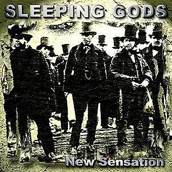 Sleeping Gods - uusi tunne [CD] USA tuonti
