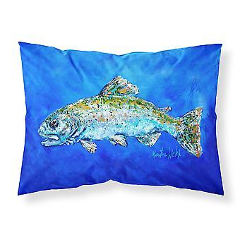 Fisch geleitet Downstream Feuchtigkeit Feuchtigkeitstransport Stoff standard Kissenbezug