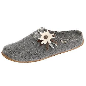 Living Kitzbühel Grau Wollfilz 2664610 home all year women shoes