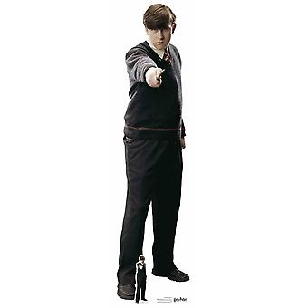 Neville Longbottom from Harry Potter Lifesize Cardboard Cutout / Standee