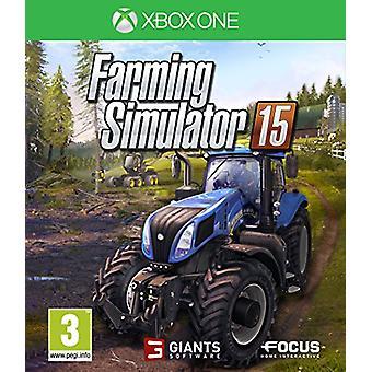 Farming Simulator 15 (Xbox One) - New