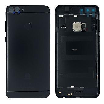 Huawei batteri batteri täcker batteriet cover svart för P smart / 02351TEF reparation nya