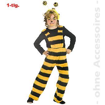 Bienchen Kostüm Kinder Wespenkostüm Brummer Hummel Kinderkostüm