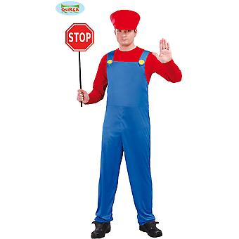 Mannen kostuums werknemer Mario