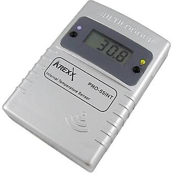 Arexx PRO-55int Data logger - sensor Unit of measurement Temperature -55 up to 125 °C