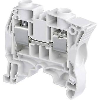 ABB 1SNK 510 010 R0000 Kontinuität 10 mm Schrauben Konfiguration: L Grau 1 PC