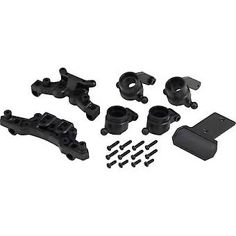 Reely 12605+S029(8)+S020(4) Spare part Knuckles, shock mounts, screw set