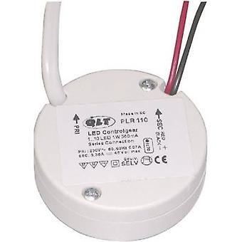 QLT PLR 303 LED měnič 12 V DC Max. pracovní napětí: 230 V AC
