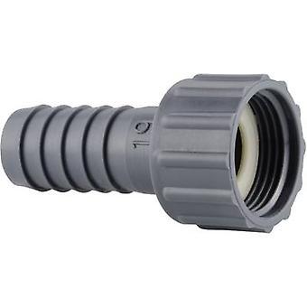 Ebara 6000000422 Hose connector 30.3 mm (1) IT, 25 mm (1) Ø