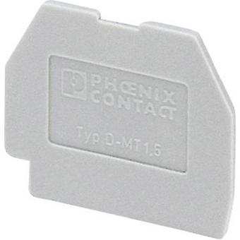 Phoenix Contact 3100321 D-MT 1,5 End Cover Grey 1 pc(s)