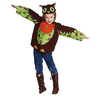Gufo in costume animale costume per i bambini