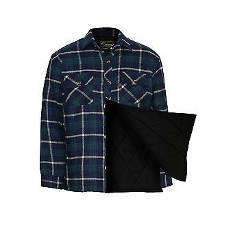 Champion Herren Totnes gepolsterte Holzfäller-Stil Shirt