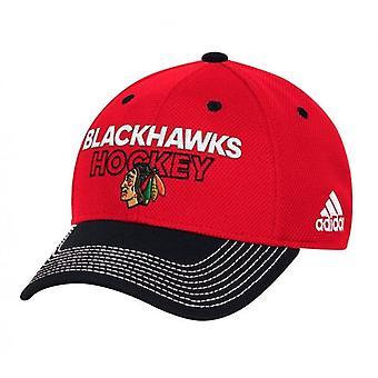 Adidas NHL locker room structured flex cap