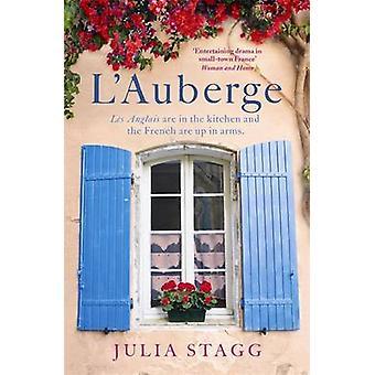 L'Auberge Julia Stagg - 9781444708233 kirja