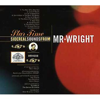 Mr. Wright - Star Time [CD] USA import
