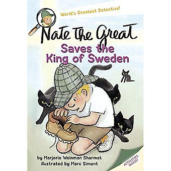 Nate the Great Saves the King of Sweden (Nate the Great Detective Stories (Paperback))