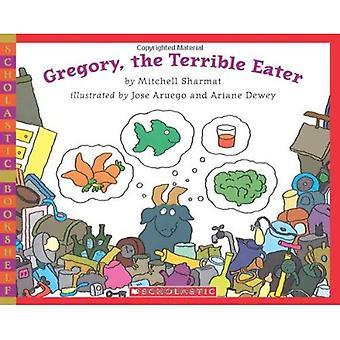 Gregory, fruktansvärda Eater