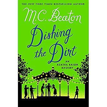 Dishing het vuil (Agatha Raisin Mysteries (Paperback))
