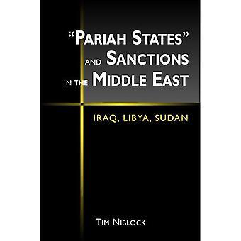 Paria staten en sancties in het Midden-Oosten: Irak, Libië, Soedan