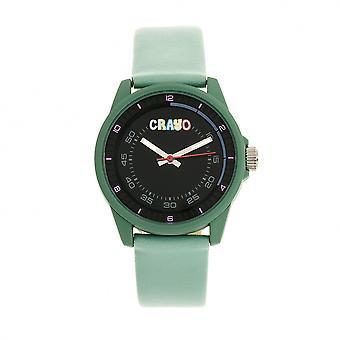 Crayo Jolt Unisex Watch-Seafoam