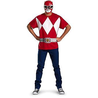 Rode Ranger volwassen Set