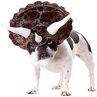 Triceratop Pet Costume