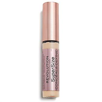Make-up revolutie verbergen & definiëren Supersize concealer C5