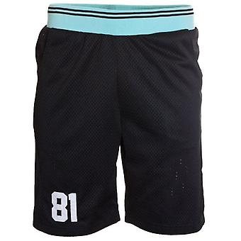 11 Grad Basketball Shorts Schwarz
