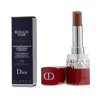 Christian Dior Rouge Dior Ultra Rouge-# 436 Ultra Trouble-3,2 g/0.11 oz