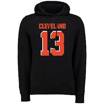 NFL-spelare Hoody-Cleveland Browns Odell Beckham Jr.