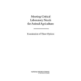 Meeting Critical Laboratory Needs for Animal Agriculture - Examination