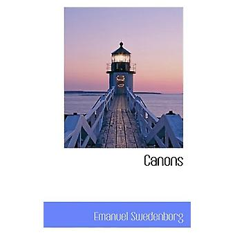 Canons by Emanuel Swedenborg - 9780559122743 Book