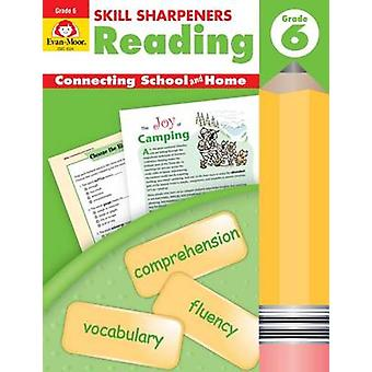 Skill Sharpeners Reading - Grade 6+ by Evan-Moor Educational Publishe