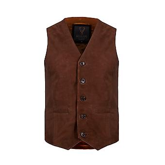 Men's NB 5 Button Satin Back Waistcoat